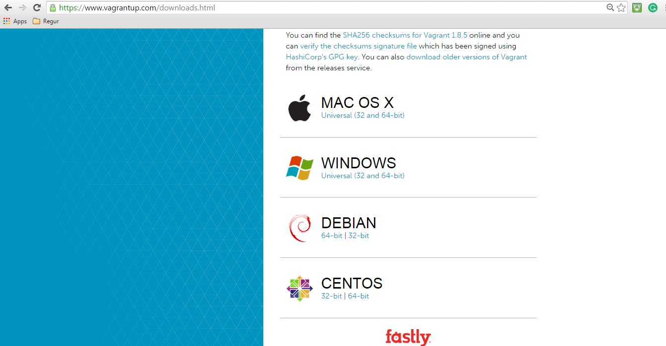 Install vagrant mac command line   Peatix